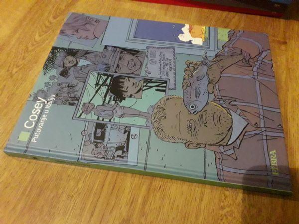 FIBRA KOLORKA - BROJ 4 - PUTOVANJE U ITALIJU - RASPRODANO