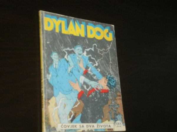 DYLAN DOG 3 : ČOVJEK SA DVA ŽIVOTA  (SD)