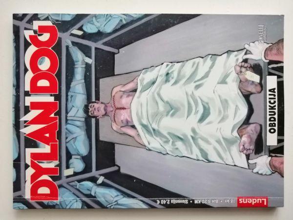 Dylan Dog 136 - Obdukcija (Ludens)
