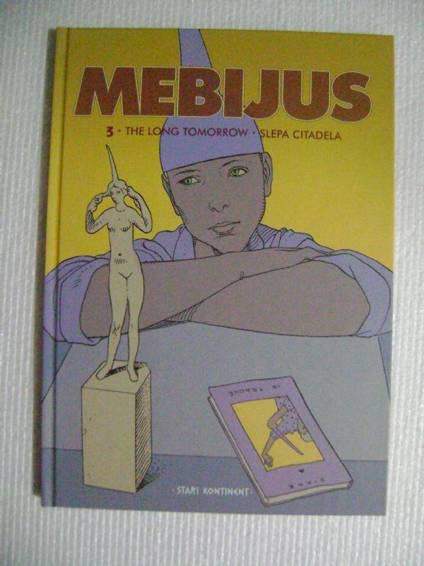 MEBIJUS 3 - ČAROBNA KNJIGA