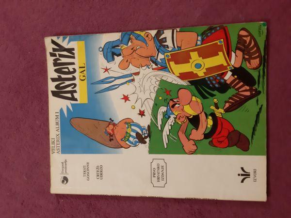 Asterix Gal Izvori - Album 1