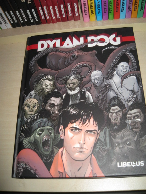 DYLAN DOG Libellus 08