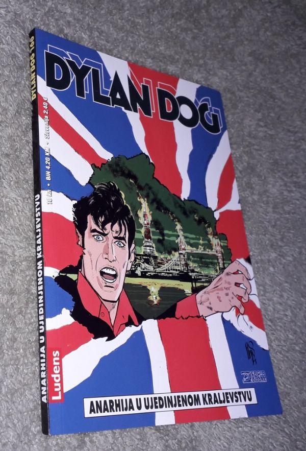 Dylan Dog, broj 166 - Anarhija u Ujedinjenom kraljevstvu (P)