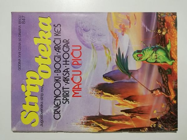 Stripoteka 847 (Marketprint)