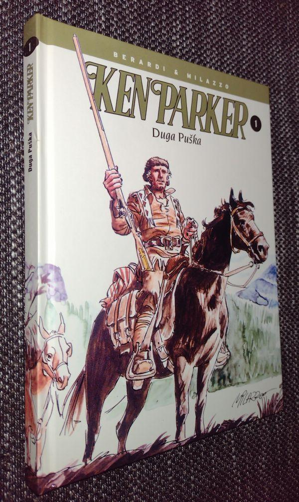 Ken Parker - Duga Puška, Libellus br.1