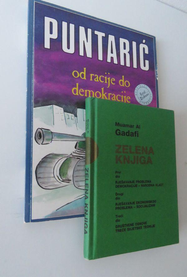 Puntarić - Al Gadafi