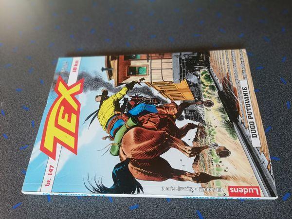 Tex 147 - Dugo putovanje (Ludens)