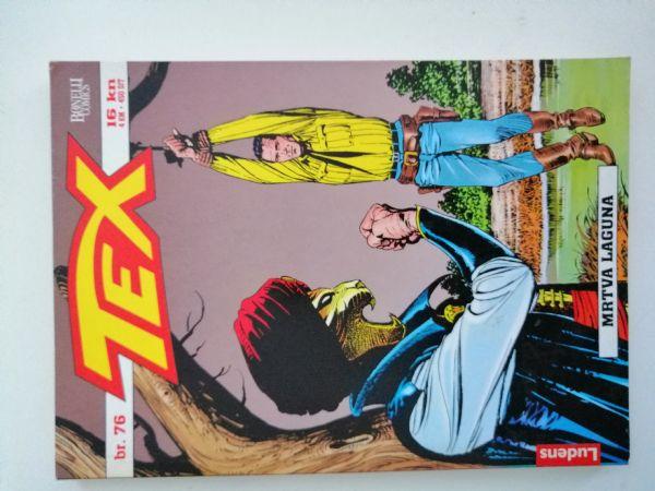 Tex 76 - Mrtva laguna (Ludens)