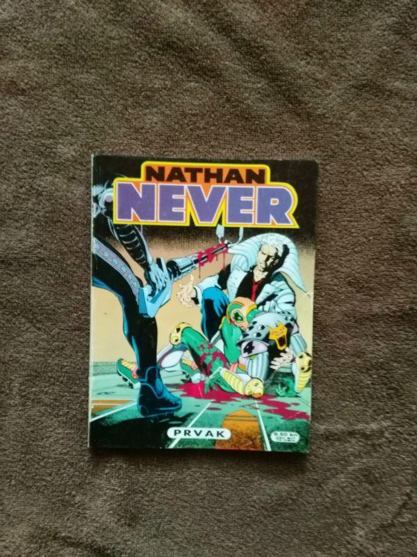 Nathan Never SD - br.14 - Prvak (5-/4+)