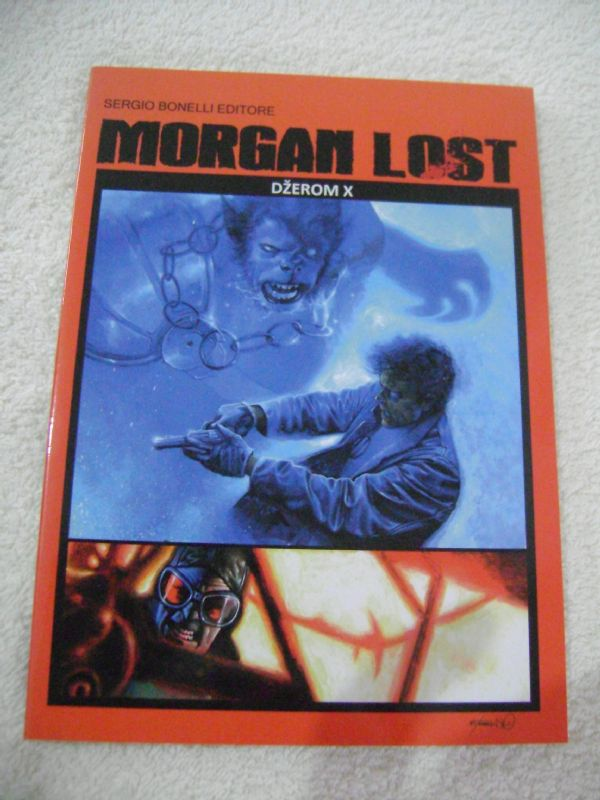 MORGAN LOST 17 - FORMA B
