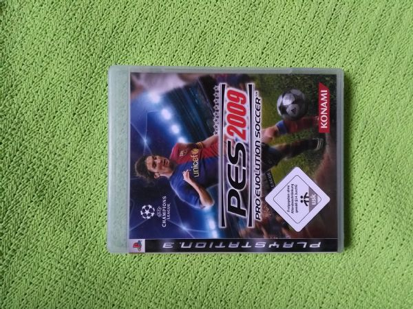PES 2009 Pro evolution soccer za PS 3
