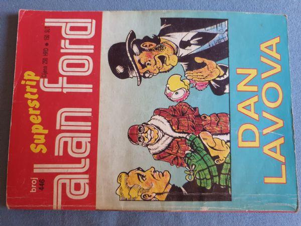 Alan Ford Super strip  Br 446      Ocijena 5