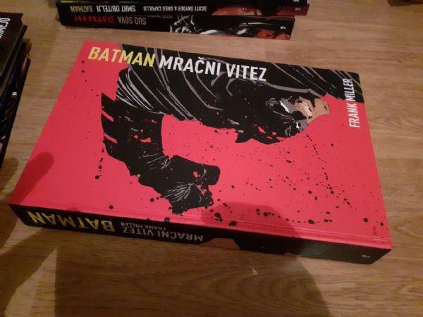 FIBRA - BATMAN - KNJIGA 1 - MRACNI VITEZ - GLANC