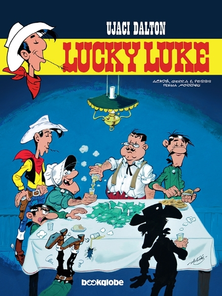 LUCKY LUKE br. 32 (Strip album HC)
