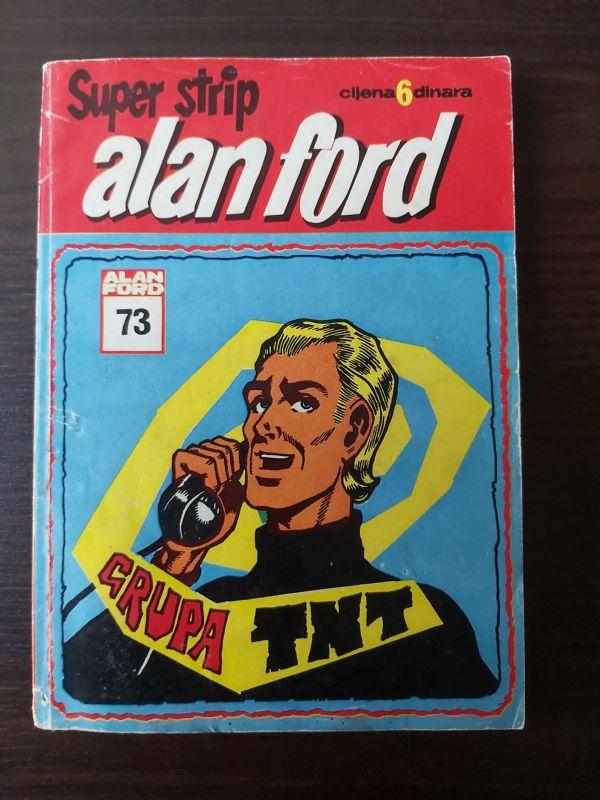Alan Ford SSB 73