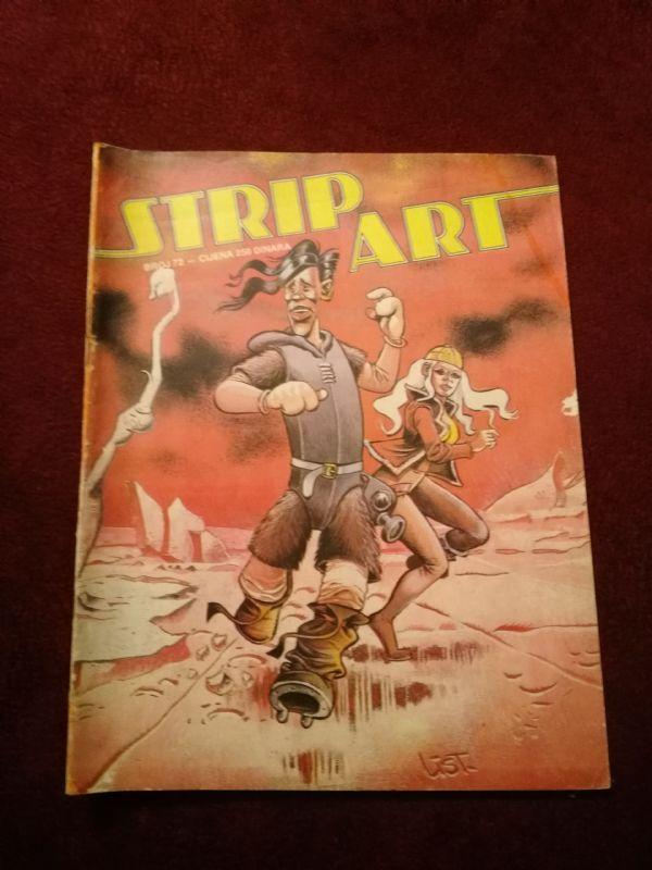 Strip Art br. 72