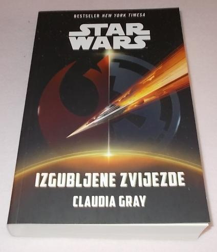 Star Wars: Izgubljene zvijezde - Claudia Gray