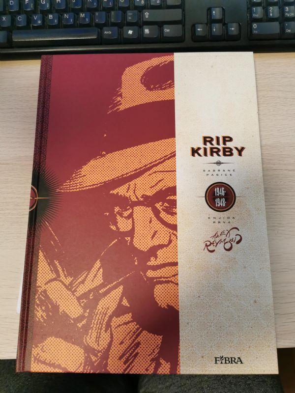 Rip Kirby - Sabrane pasice - knjiga prva
