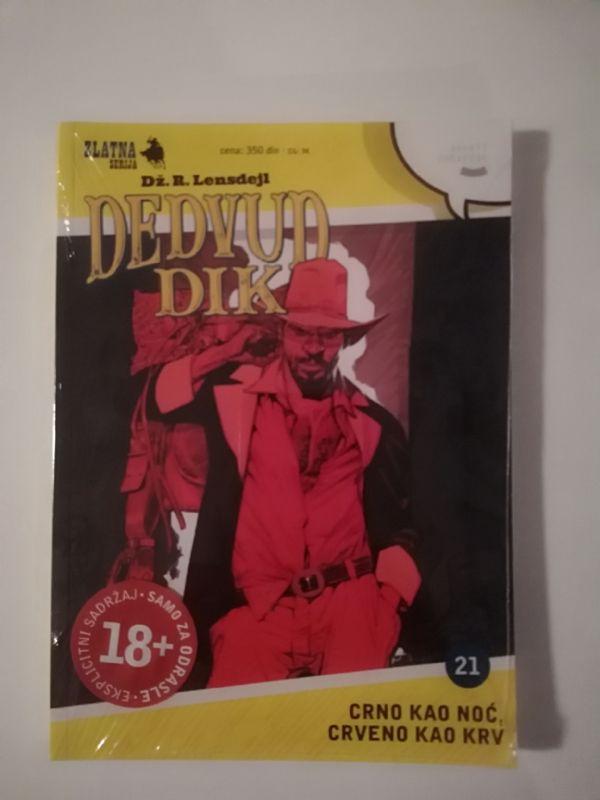 Zlatna serija 21 KORICA  A (RETRO) - Deadwood Dick 1(Veseli Četvrtak)