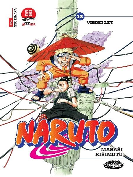 Naruto br.12