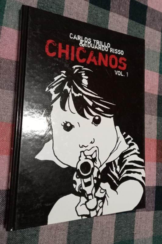 Chicanos vol. 1 Libellus