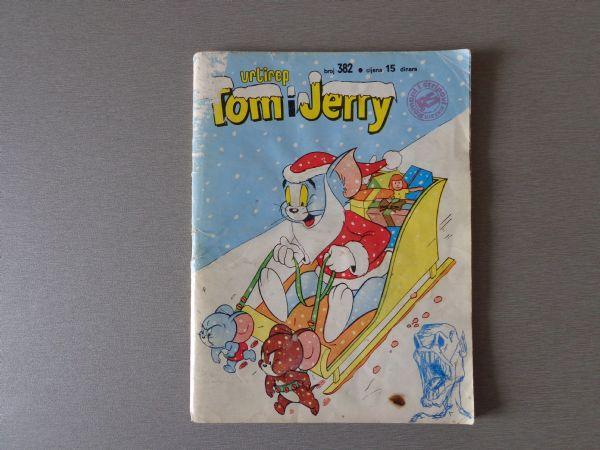 TOM I JERRY Br 382  ( 4  )