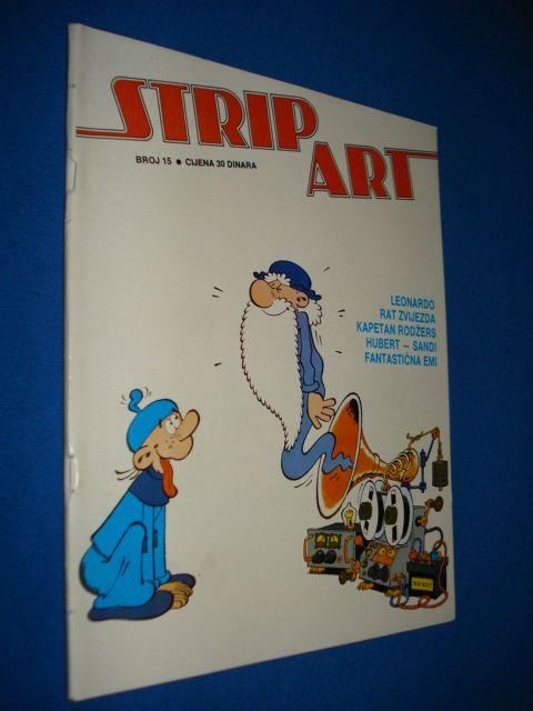 STRIP ART br. 15