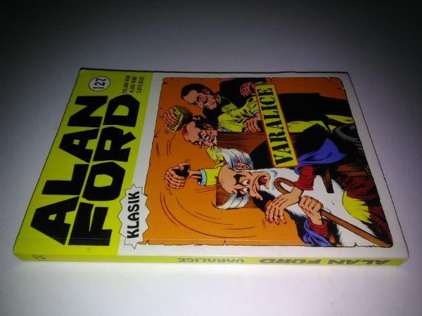 Alan Ford klasik 127 - Varalice (Strip agent)