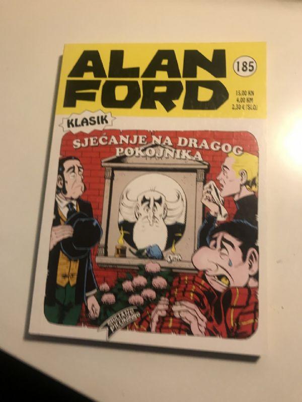 ALAN FORD Klasik # 185