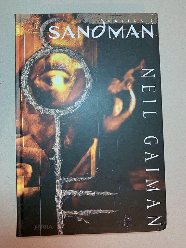 Sandman 2 (Fibra)