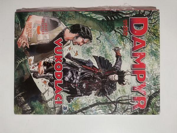 Dampyr 27 - Vukodlaci (Veseli Četrvtak)