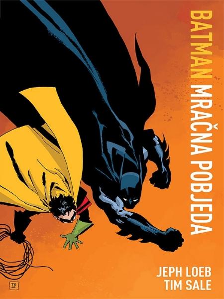 BATMAN - Mračna pobjeda  (Strip album HC)