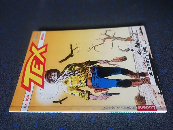 Tex 105 - Dugo putovanje (Ludens)
