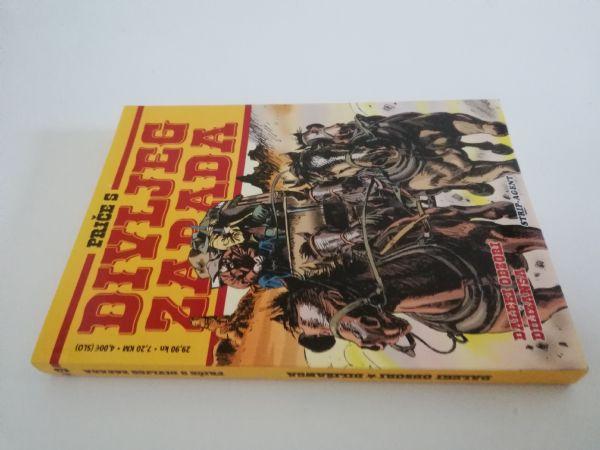 Priče s Divljeg Zapada 9 - Daleki obzori/Diližansa (Strip agent)
