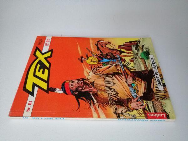 Tex 61 - Smrt prijatelja (Ludens)