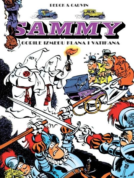 SAMMY br. 6 (Strip album HC)