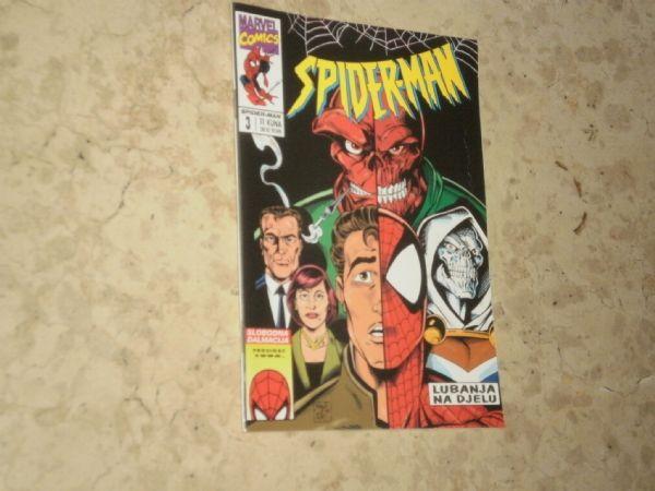 SPIDER-MAN   3  (SD)