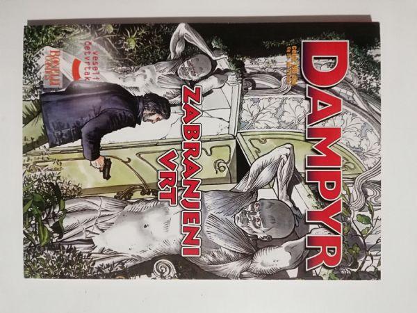 Dampyr 26 - Zabranjeni vrt (Veseli Četrvtak)