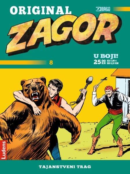 ZAGOR ORGINAL br. 8