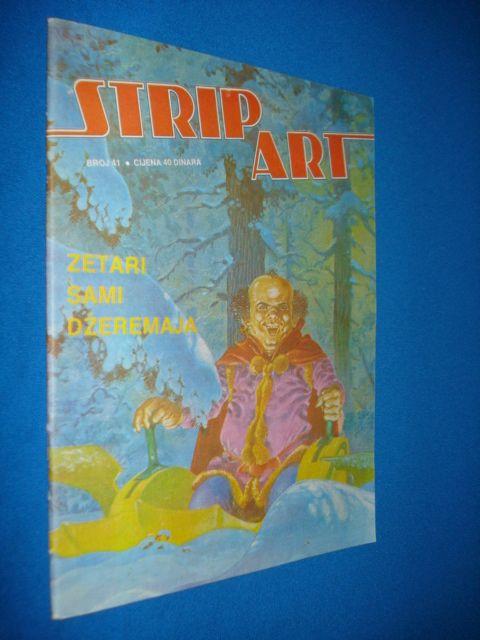STRIP ART br. 41