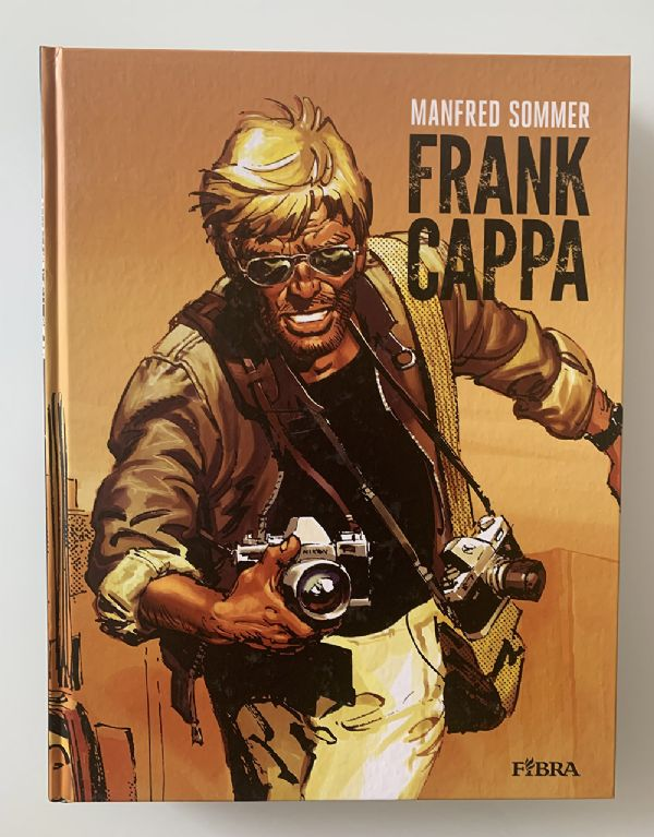***ORKA 035 - FRANK CAPPA (FIBRA)***