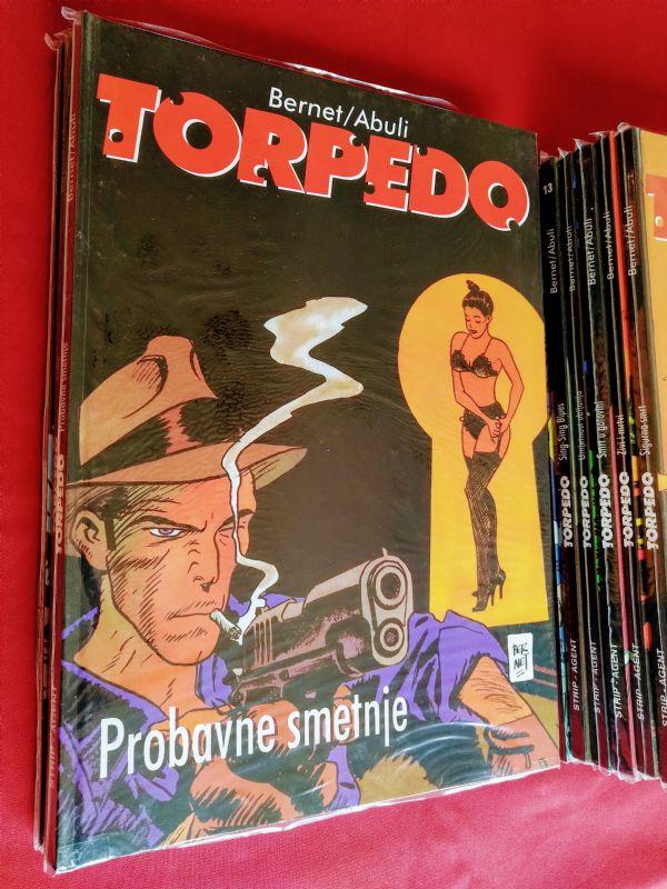 TORPEDO (SA) (HC)  broj 10   Probavne smetnje  (-5)