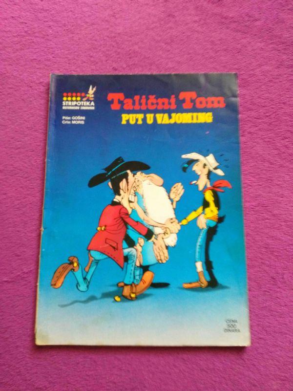 Asteriksov zabavnik 41 - Talični Tom - Put u Vajoming