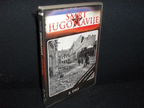 DVD SMRT JUGOSLAVIJE 2. DIO (5)