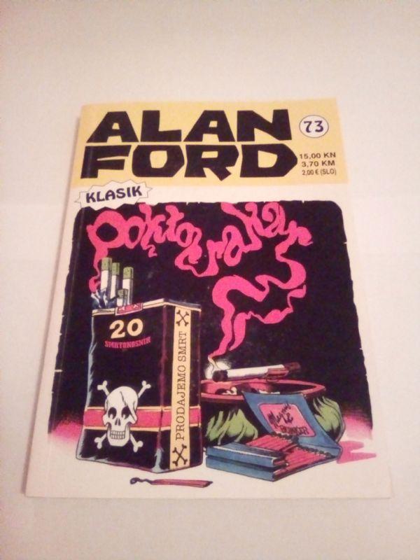 Alan Ford Klasik 73