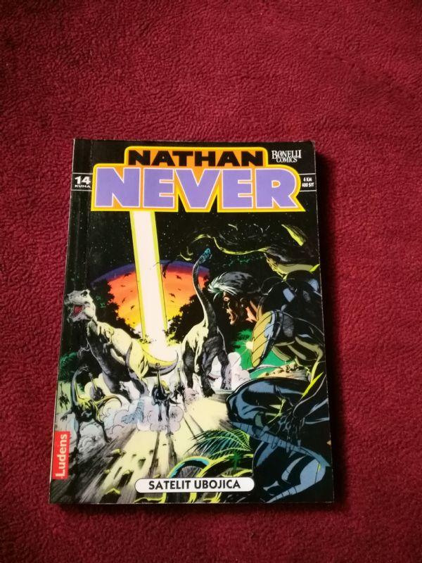 Nathan Never Ludens - br. 40 Satelit ubojica