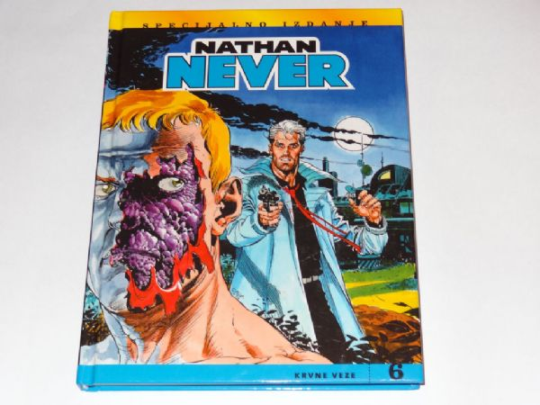 NATHAN NEVER - Libellus specijal br. 6