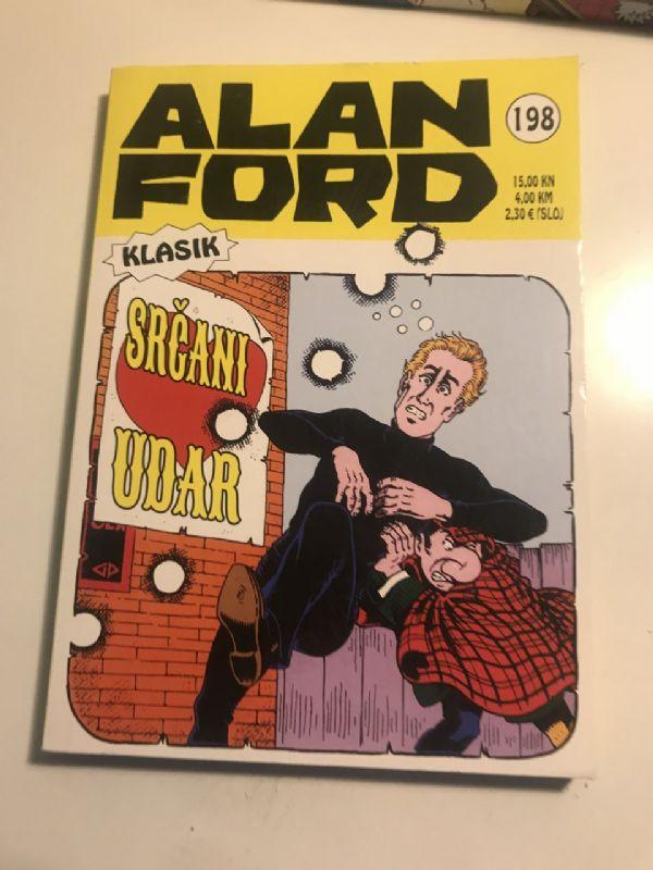 ALAN FORD Klasik # 198