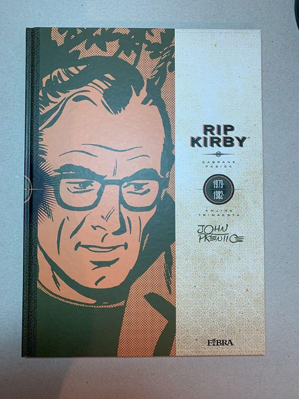 Rip Kirby 13 (Fibra)