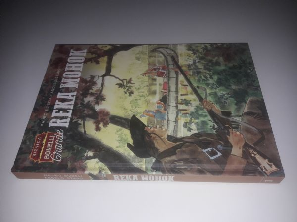 Riznica Bonelli Grande - Reka Mohok 1 (Čarobna knjiga)